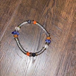 Ruby Rd. Jewelry - Ruby Rd. Silvertone Stretch Bracelet Set